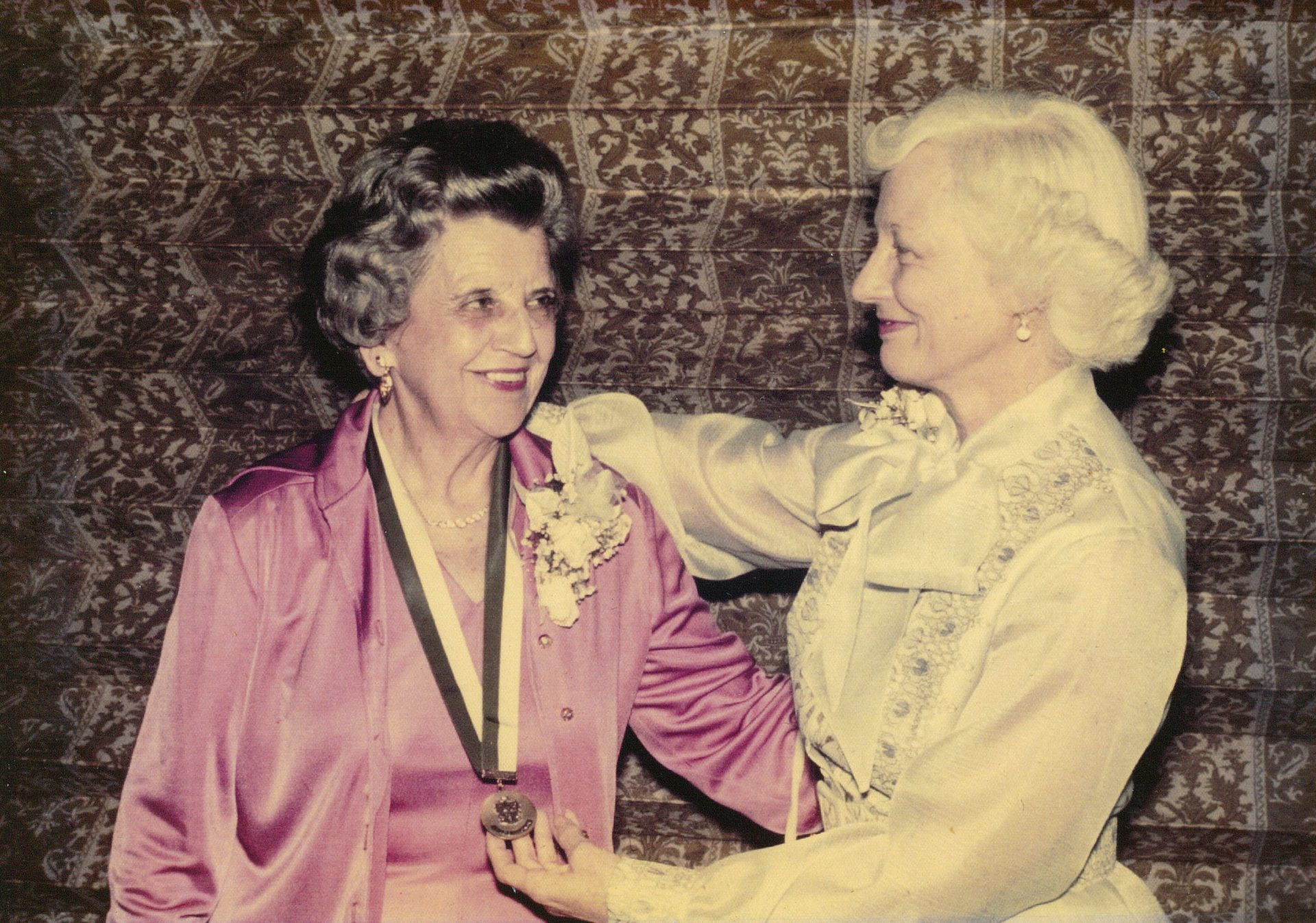 Hall of Honor Kappa Delta Sorority Minnie Mae Prescott