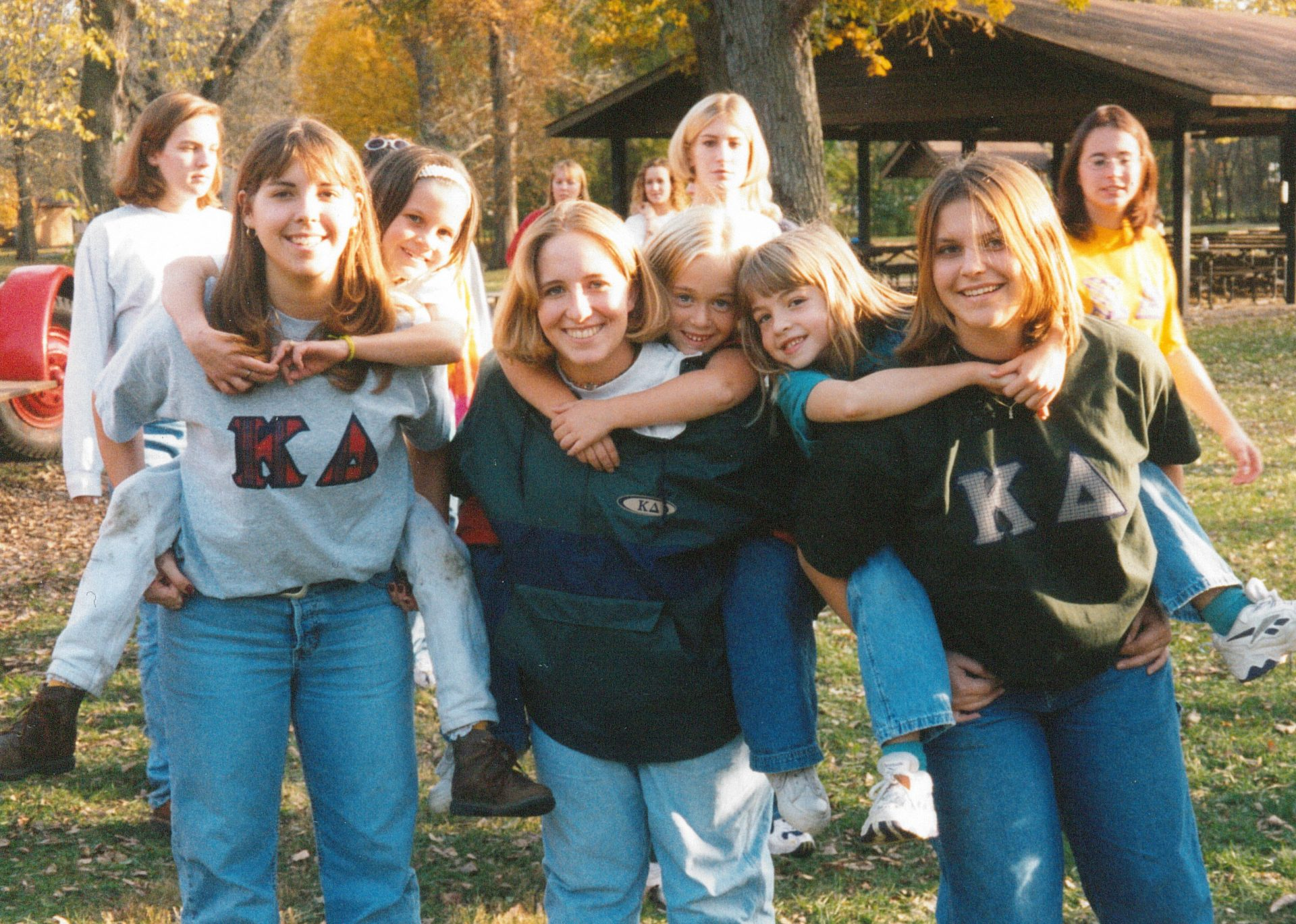 Kappa Delta Girl Scouts 1990s