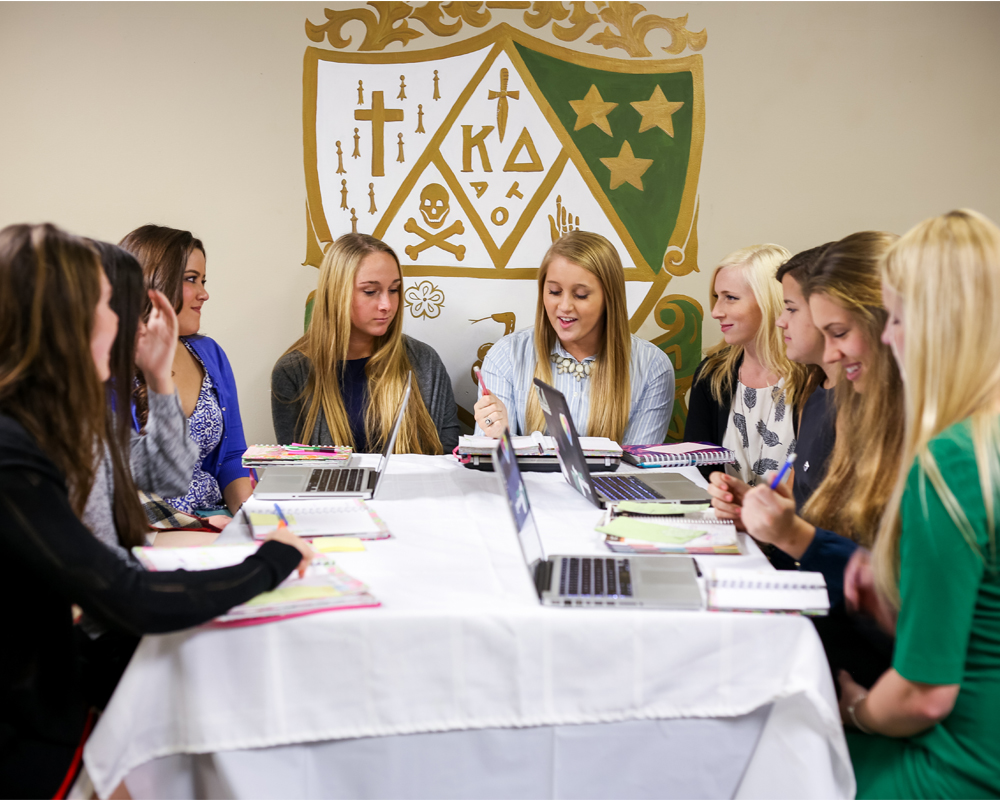01 Kappa Delta inspire action council meeting
