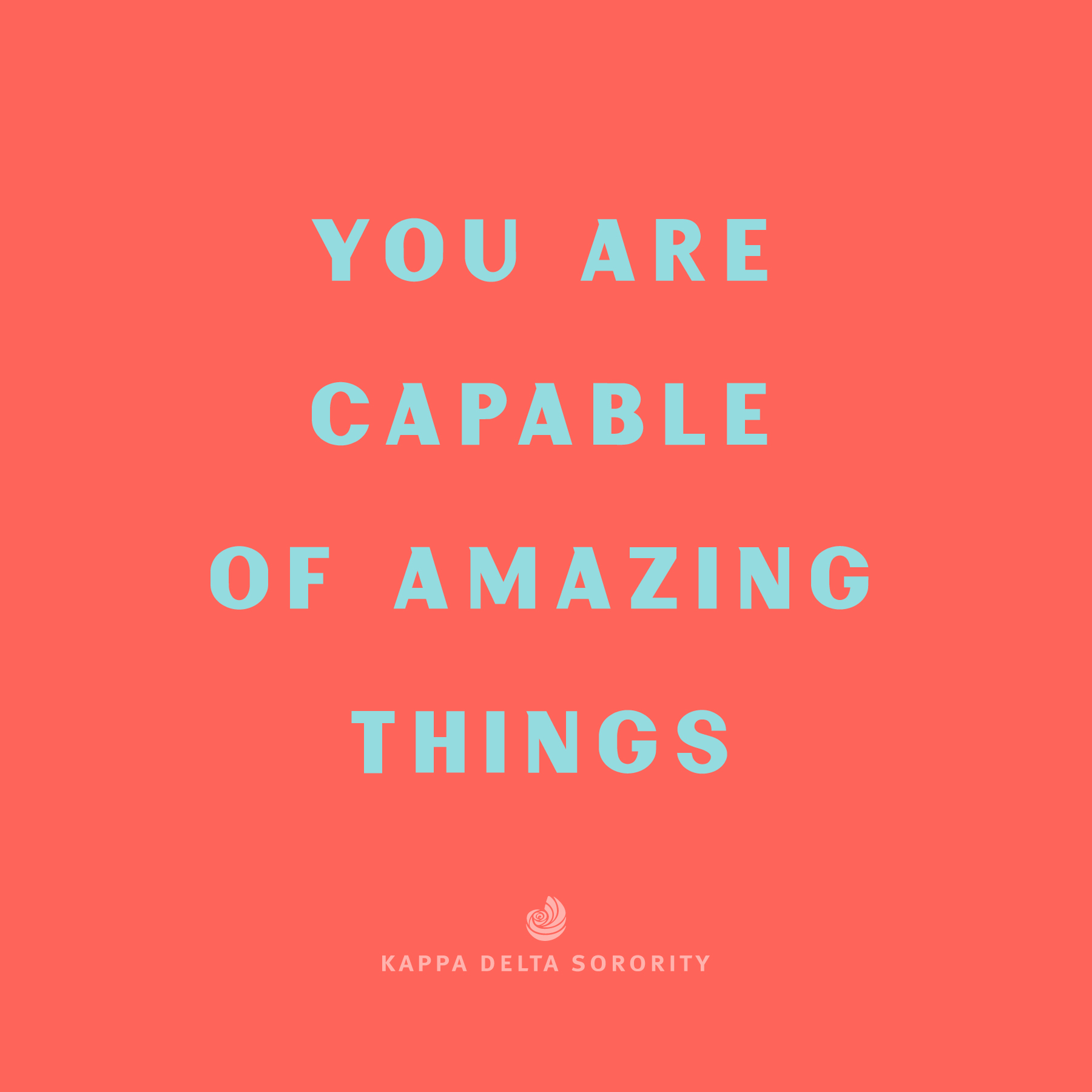 More Motivation Monday Graphics for Download - Kappa Delta ...